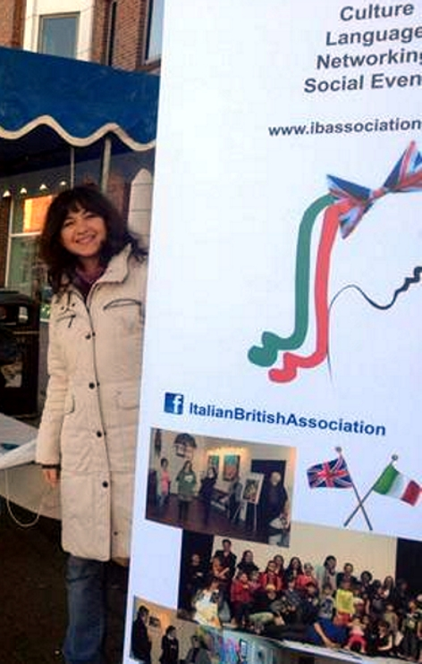 Surbiton Festival 2015 - Italian Art and Food Promotion