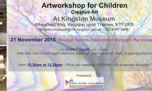 Artworkshop for children