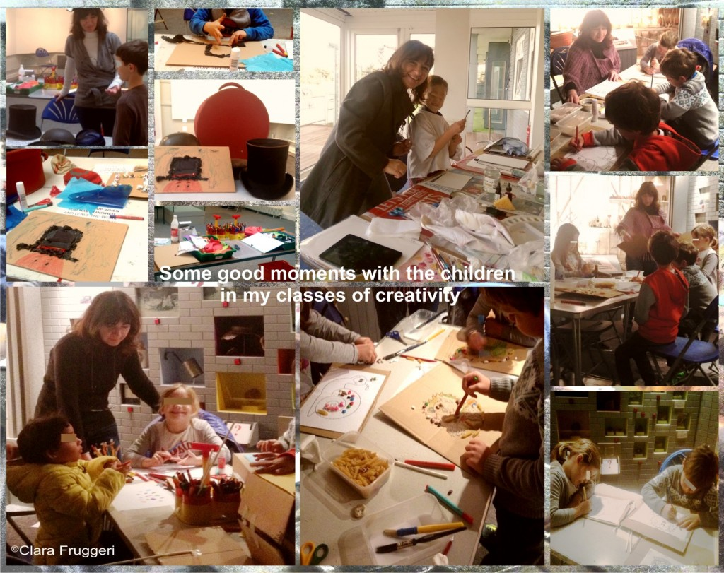 Clara_Workshops.1, My creativity lessons for children