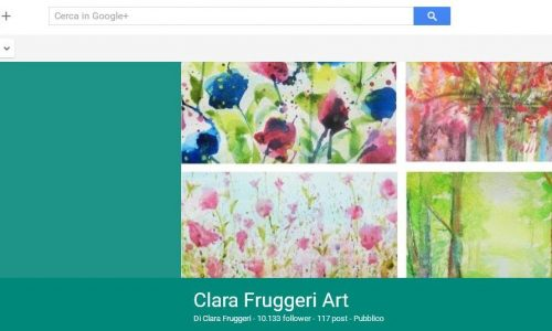 Follow Clara Fruggeri on Google Plus