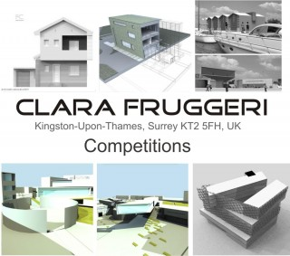competitions, Clara Fruggeri, architect