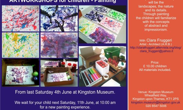Artworkshops June 2016
