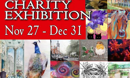 Visual Arts Charity Exhibition