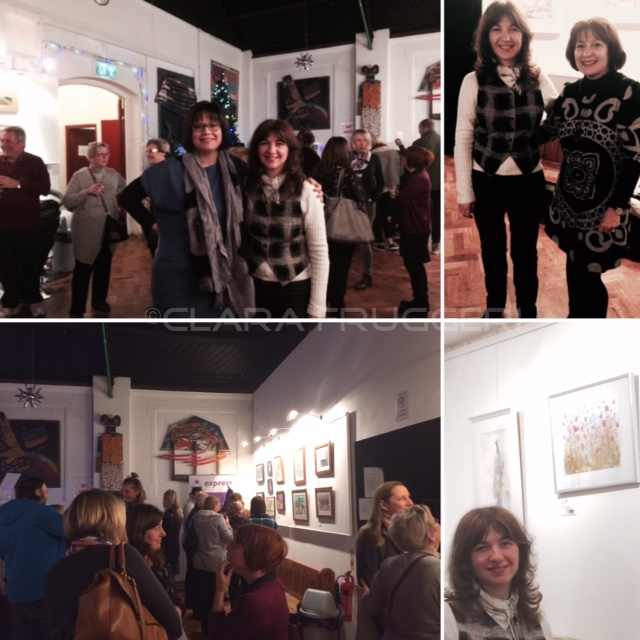 Last Night the Visual Arts Charity Exhibition