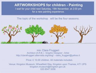 Workshop for children