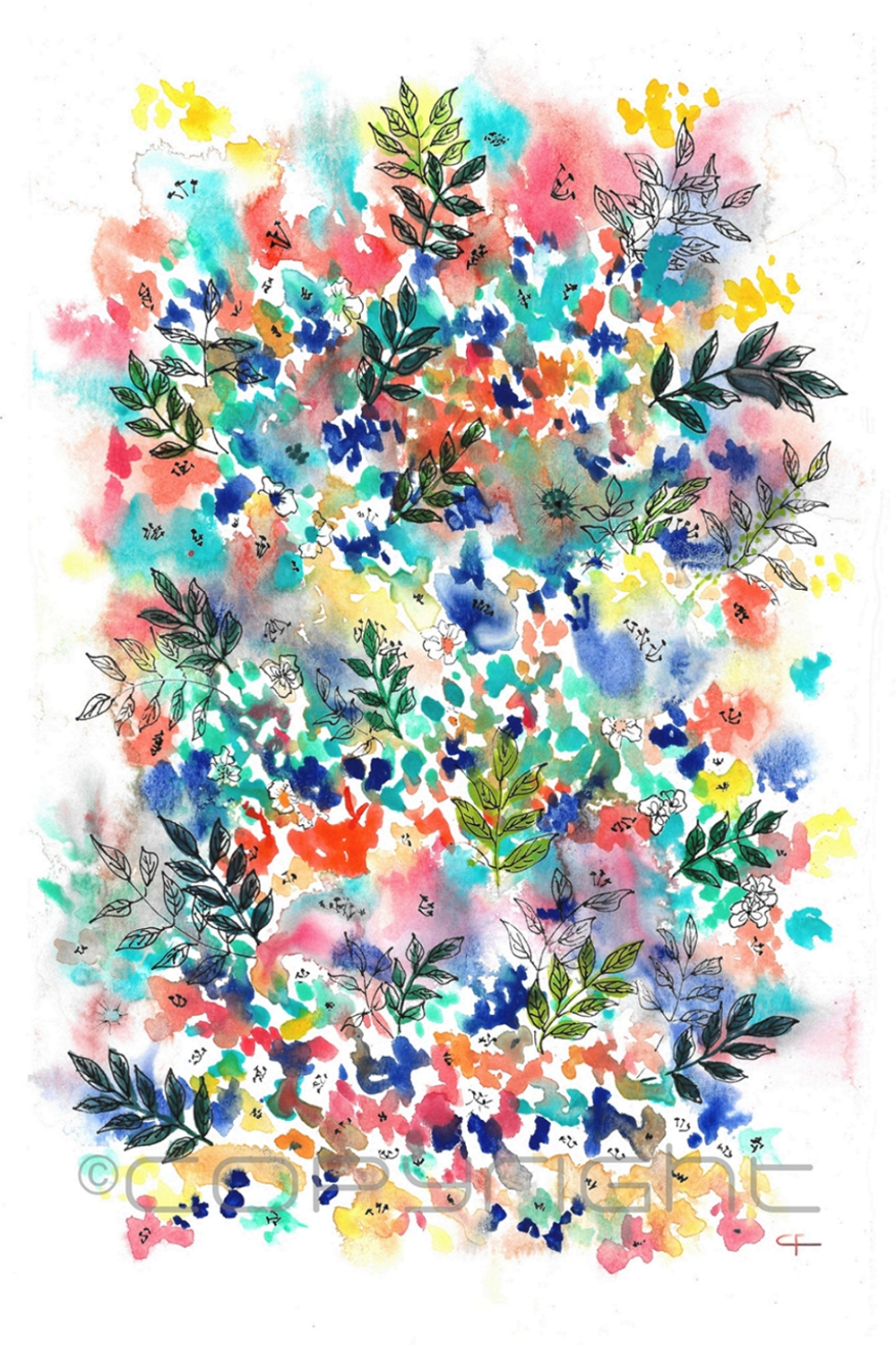 Digital_Print_Download,_Watercolor_Print,_Flowers_3