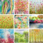 Watercolor paintings gallery